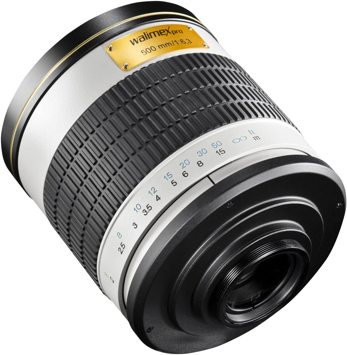 Walimex Pro 500mm F 6 3 Dx Tele Mirror Lens For Olympus Camera Photo