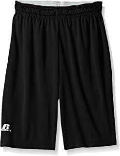Russell Athletic Youth Shorts 14-16 Black  $6.99 with FREE shipping to the USA