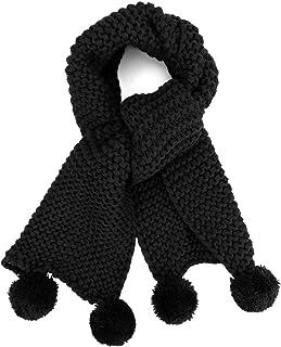 Chic fille KIDS fashion fleur grille Chaud Automne Hiver Coton Doux écharpe Châle D