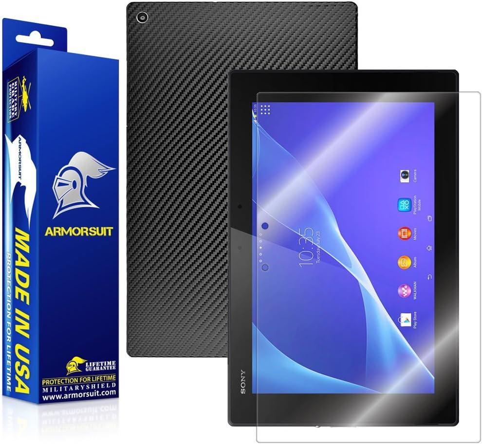 ArmorSuit MilitaryShield Black Carbon Fiber HD + Under blast sales Film Skin Wrap Max 81% OFF