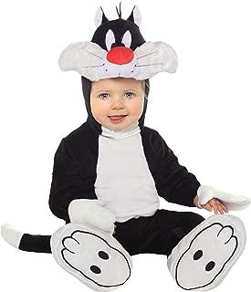 Looney Tunes Sylvester Romper Costume
