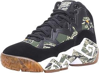 Fila Men's MB Sneakers High Top Black/White/Chive