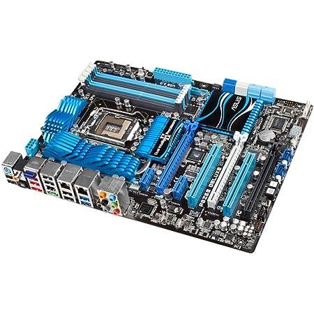 ASUSTek Intel Scket LGA1155 ATXマザーボード P8Z68 DELUXE