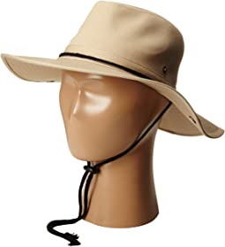 San Diego Hat Company Kids CTK3434 Outdoor Hat w/ Side Snap Brim And Chin Cord