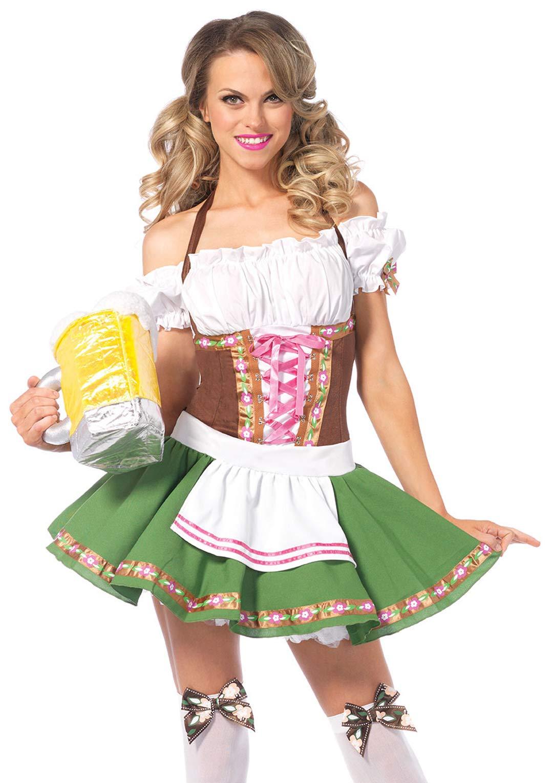 Sexy halloween costumes st pauli girl