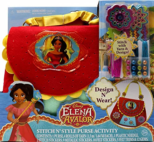Disney Elena Stitch N Style bourse by Disney