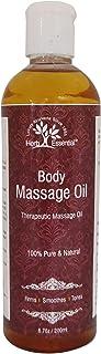 Herb Essential Herbal Body Massage Oil - 200 ml