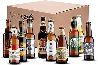 Cervezas del Mundo Regalo (Pack 10 variedades) - Pack Cervezas del Mundo Regalo - Cervezas del Mundo - Pack Cervezas Degus...