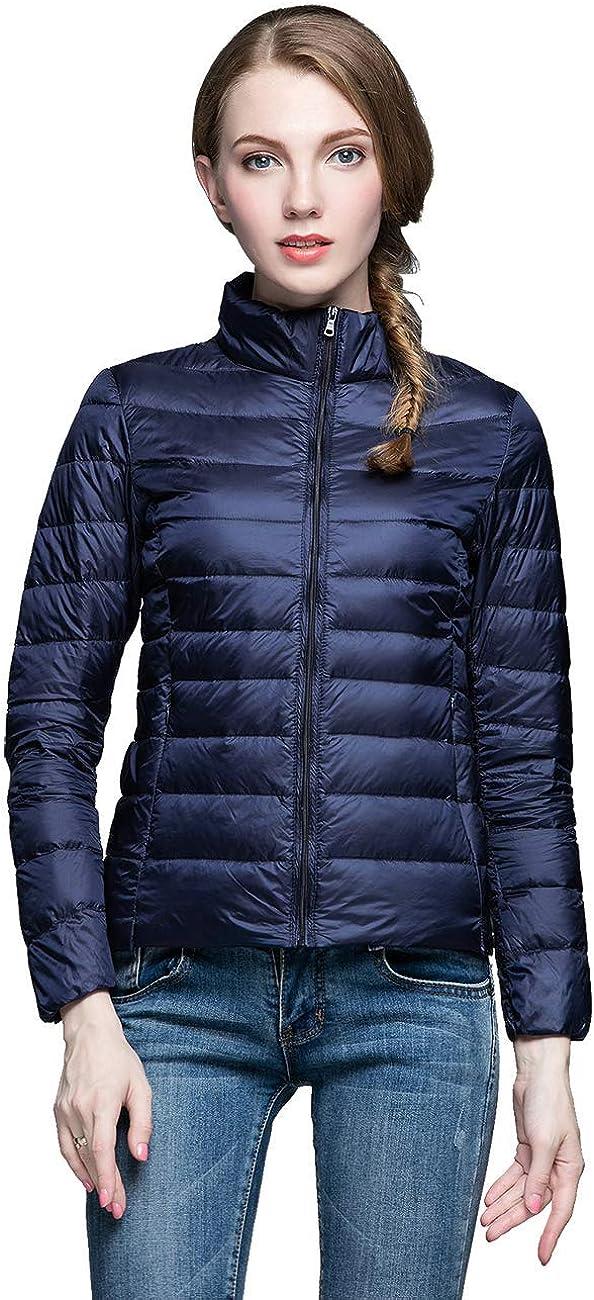 Camii Mia Women's Inexpensive Ultra Sale Lightweight R Coat Packable Water Winter