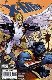 Uncanny X-Men, The #506 FN ; Marvel comic book