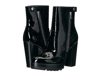AllSaints Ana Boot (Black Patent) Women