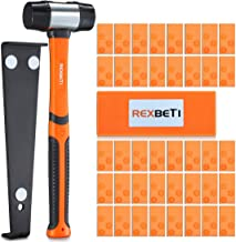REXBETI Laminate Wood Flooring Installation Kit with Solid Tapping Block, Long and Wider..