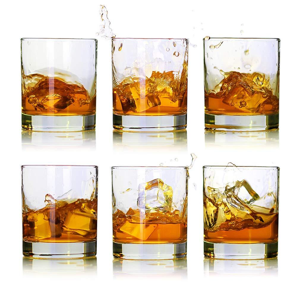 Whiskey Glasses Premium Fashioned Glassware