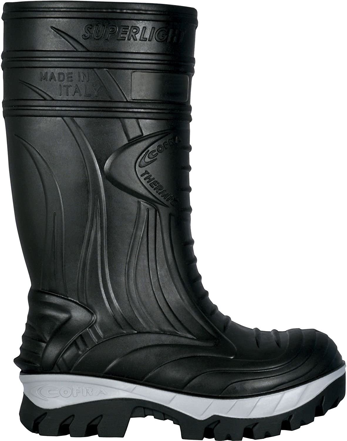 Cofra Thermic Black Safety Wellingtons