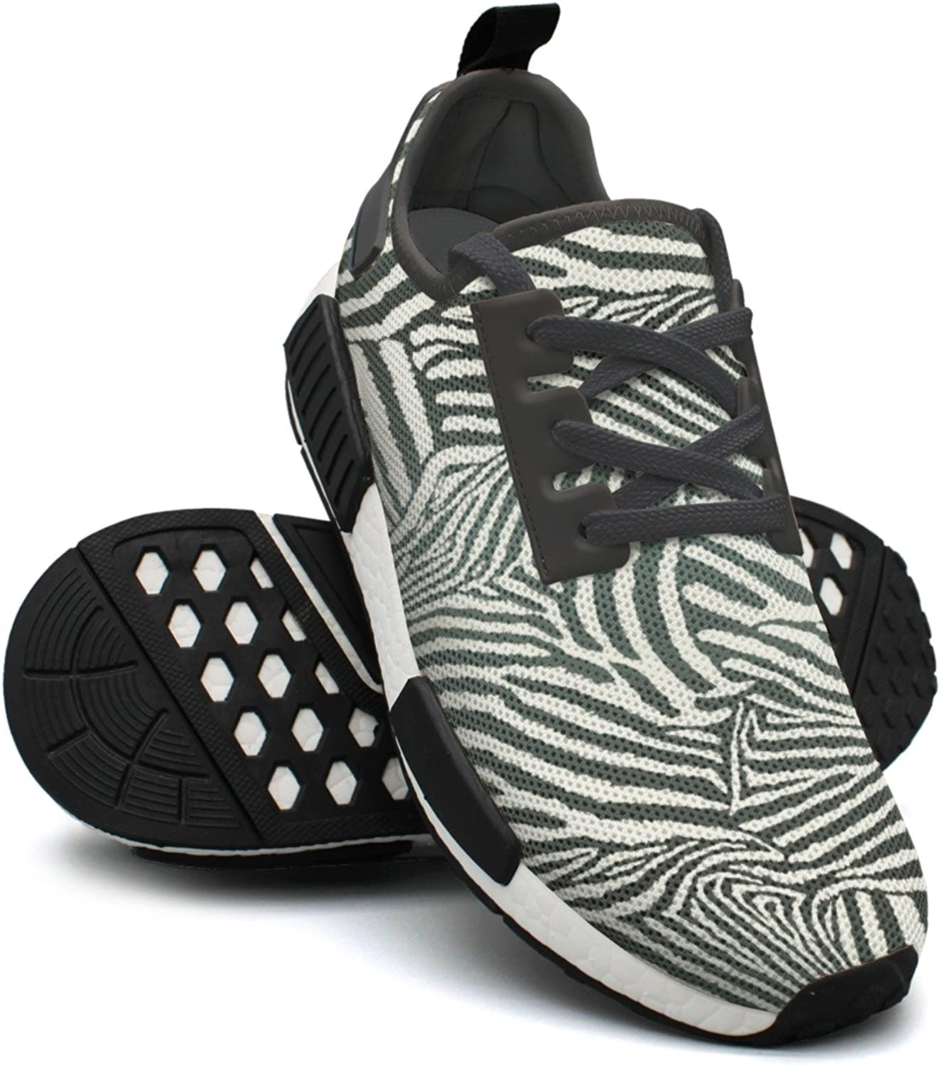 Animal Zebra Print Sport Tennis colorful Running shoes Womens NMD