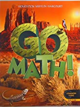 GO MATH! Grade 5 Common Core Edition Isbn 9780547587813 2012