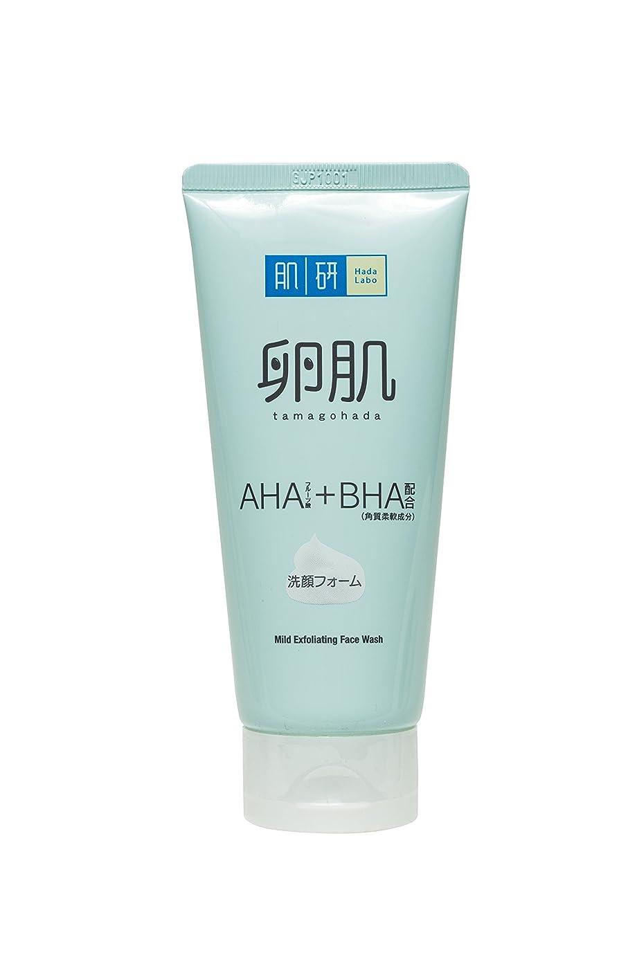 お勧め版旅行者肌研(ハダラボ) 卵肌 マイルドピーリング洗顔フォーム 130g