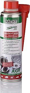 MATHY AGR Diesel System Reiniger Abgasrückführungsventil, 300 ml   Diesel Additiv für Dieselmotoren   AGR Ventil Reiniger   Diesel Zusatz   Einfache Anwendung über den Tank   Kraftstoffadditiv