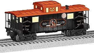 Lionel Trains - ELX Caboose, O Gauge