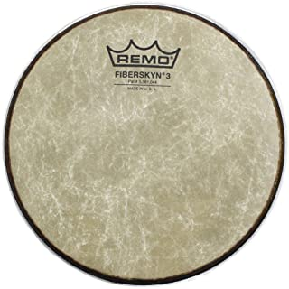 Remo M6R715-F1 7.15-Inch R-Series Fiberskyn Weatherking Bongo Drumhead, F1