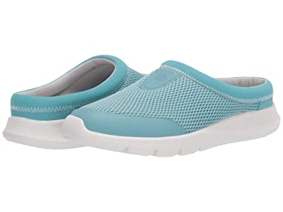 Spenco Bliss Slide (Aqua) Women