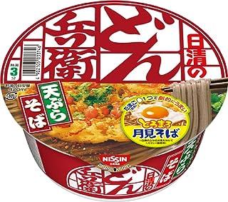 日清食品 どん兵衛 天ぷらそば [東] 100g×12個