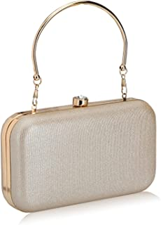 INAAYA Shimmer Party- Wedding Clutch Evening Bag Purse