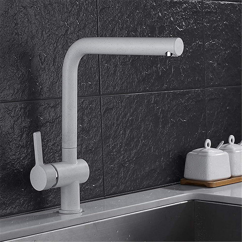 Hochwertige Bauqualitt Mixer Mixer Multifunktions-Einhebel-Spülbecken Wasserhahn Steinform Einzelstange
