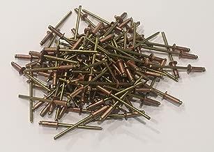 copper brass pop rivets