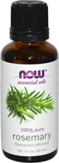 NOW Essential Oils, Rosemary Oil, 1-Ounce