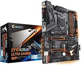 Gigabyte Z370 Aorus Placa madre  Ultra Gaming WIFI-OP y Intel 32gb Optane Z370 DDR4 ATX RGB - LGA1151