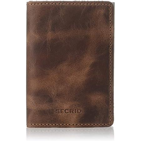 Secrid–Vintage Slim Wallet 10.2cm, brown (Brown) - SW-LVB