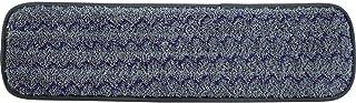 سلسلة rubbermaid تجاري Executive hygen جاف نفض الأتربة mops/متعدد الأغراض مبلل والمصنوعة من الألياف الدقيقة مسطحة Lc1113-S...