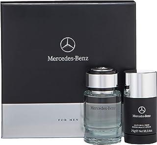 Mercedes-Benz Mercedes-Benz for Men, 2 Piece Gift Set 2.5oz EDT Spray, 2.6oz Deodorant Stick, 2 count
