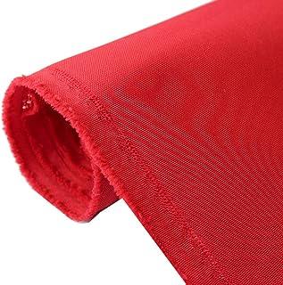 Mybecca Canvas Marine Awning Fabric Red 1 Yard