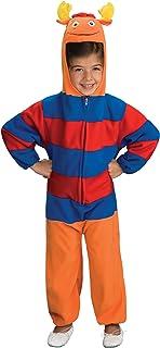 Rubies Backyardigans Deluxe Child Costume, Tyrone, Small