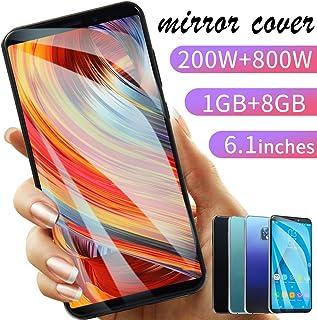 Sceoyche 6.1 Inch Ultra Android 6.0 Quad-Core 1GB+8GB GSM WiFi Dual SIM Smart Cellphone