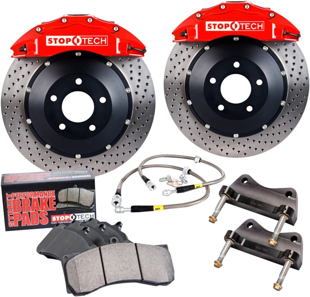 OFFicial StopTech 83.839.0023.R2 Big Brake 1 Kit SALENEW very popular! Pack