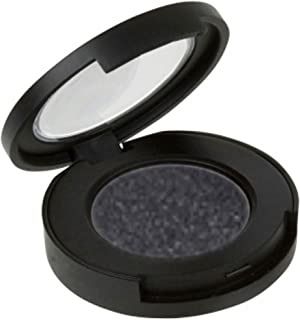 Mineral Eyeshadow - Metallic Black #168 - Formulation and Foundation of Natural Minerals/Powder - Shades/Magic Finish to Apply and Grace Your Face. By Jill Kirsh Color, Hollywood's Guru of Hue
