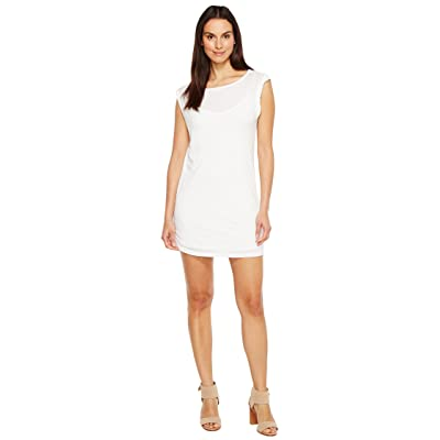 Splendid Rolled Sleeveless Dress (Paper) Women