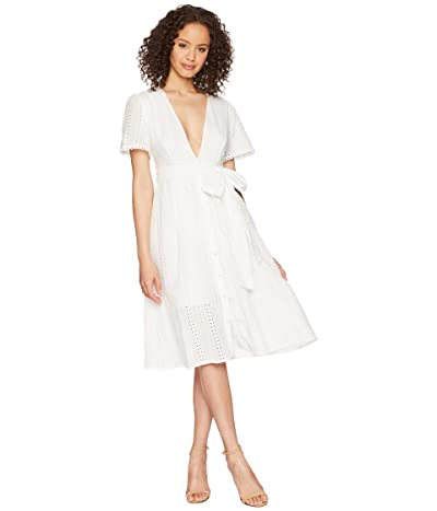 ASTR the Label Liv Dress (Ivory) Women