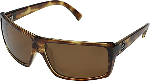 Tort Satin/Bronze Wildlife Polarized Lens