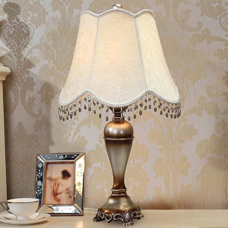 JCRNJSB® American American American Luxus Retro-Lampe Moderne europäischen Stil Bedside Lampe Schlafzimmer Lampe Wohnzimmer Kreative Licht ohne Lichtquelle Energiesparend, dimmbar, B078KM9YRJ     | Outlet Online Store  939fdc