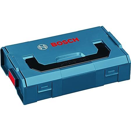 Bosch Professional 1600A007SF Bosch 1 600 A00 7SF-Caja (Negro, Azul, Polipropileno (PP), 260 mm, 155 mm, 63 mm, 300 g)