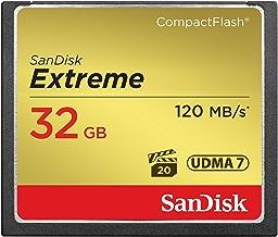 SanDisk Extreme 32GB Compact Flash Memory Card UDMA 7...