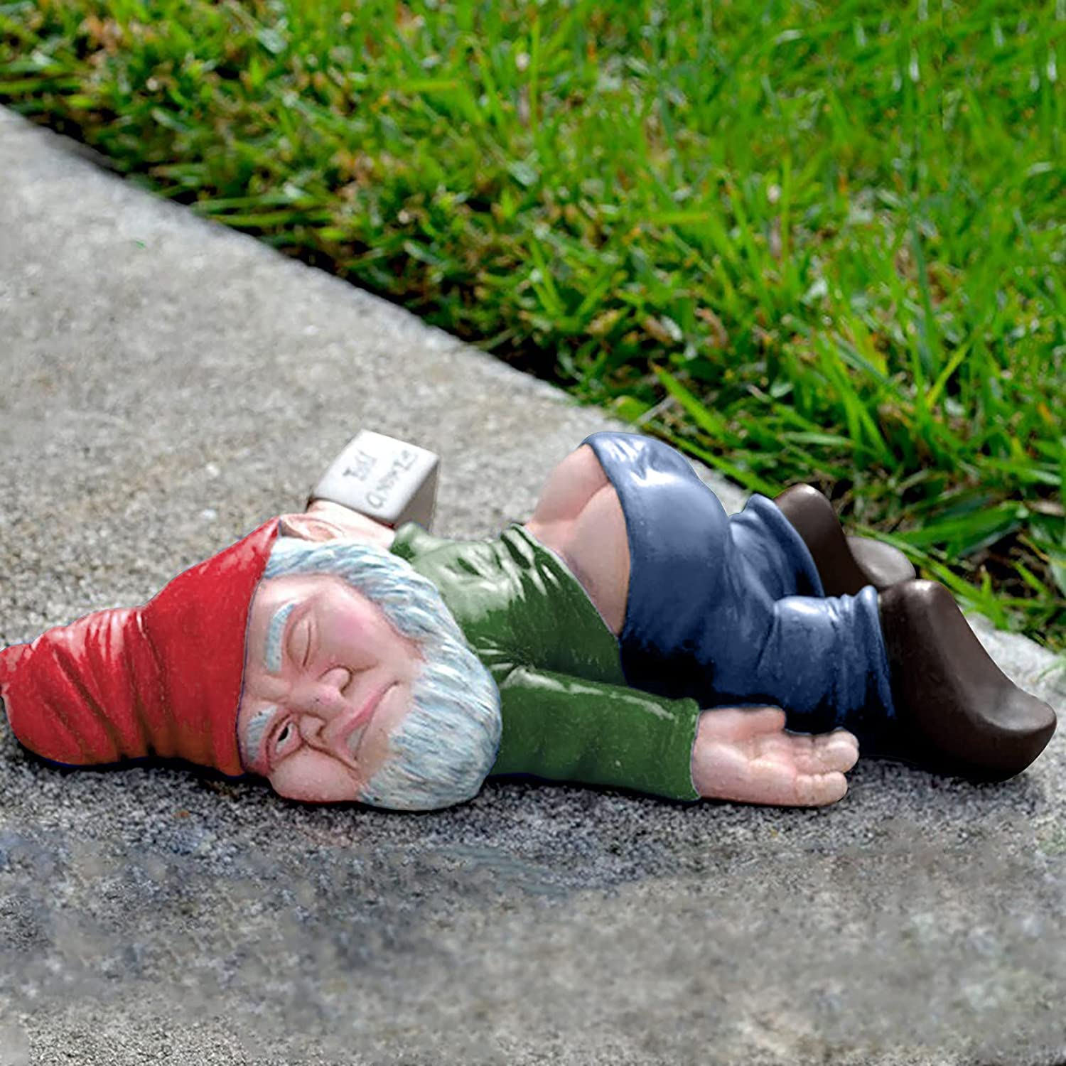 Beauty outlet products Funny Drunk Garden Dwarf G Creative Decoration
