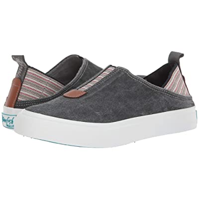 Blowfish Munky (Grey Smoked Canvas) Women