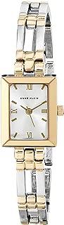 anne klein Women 's reloj de pulsera de enlace de dos tonos