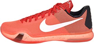Nike Kobe X (University Red/White-Bright Crimson)