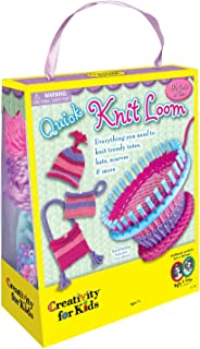 Creativity For Kids - Quick Knit Loom Kit
